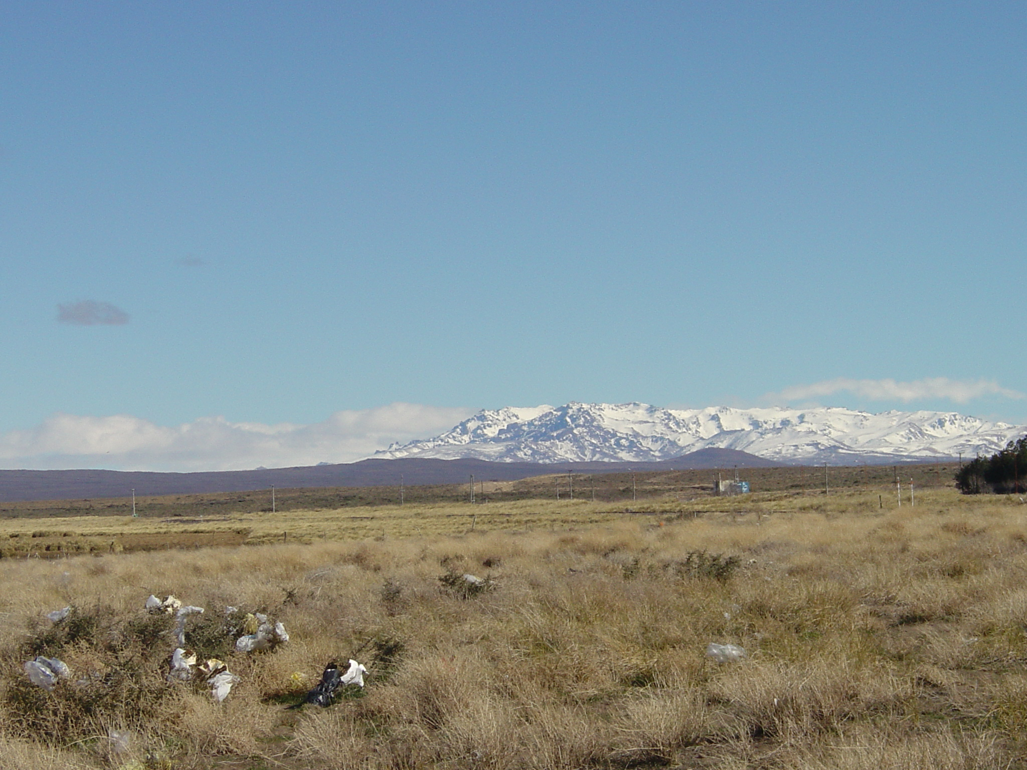 Zapala_08-21-08_006.jpg - The high desert, looking west towards Chile.