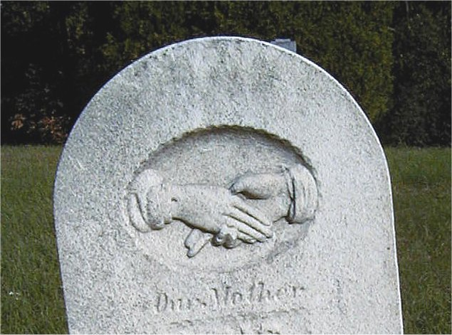 Symbology Commonly Found On Tombstones